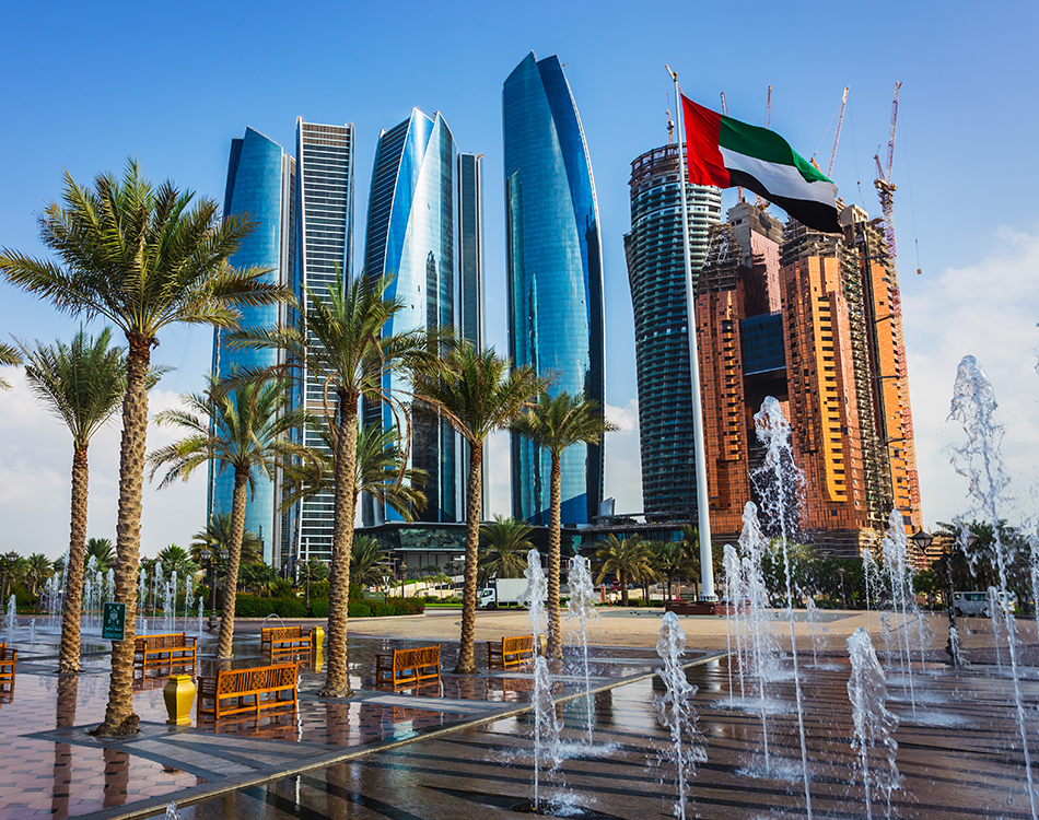 Why Abu Dhabi?